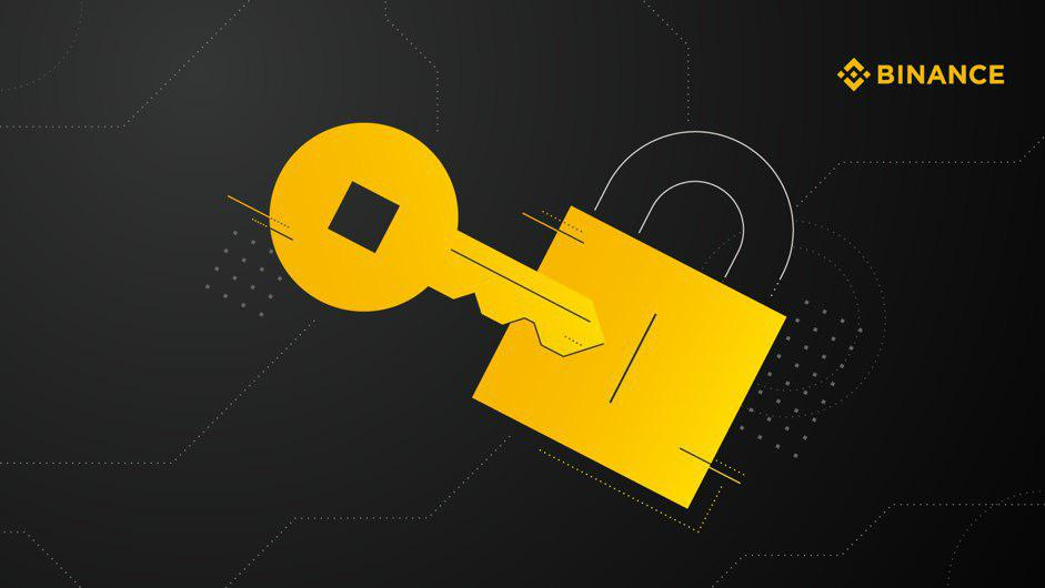 binance password reset