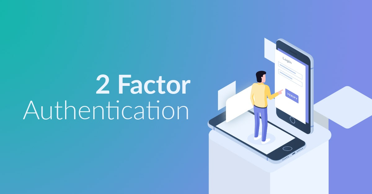 Enable 2FA with Google Authenticator in Blockchain